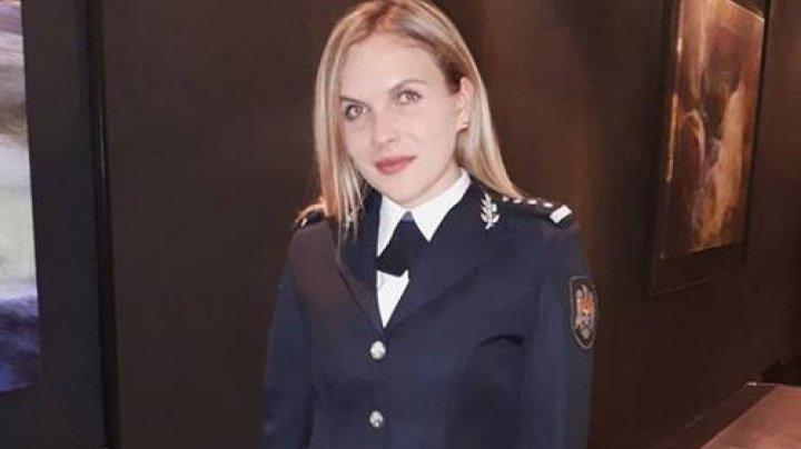 """""""Avem cu ce ne mândri!"""" O poliţistă din Moldova a cucerit titlul de Campioană Națională la sărituri în lungime (FOTO)"""