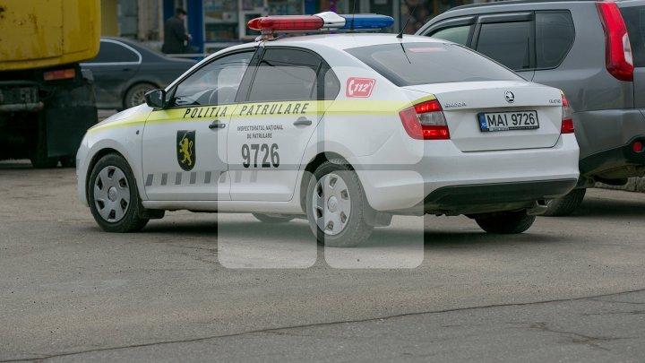 URMĂRIRE CA ÎN FILME pe şoseaua Cimişlia-Comrat. Şoferul unui Lexus a pus pe jar Poliţia. Ce a urmat (VIDEO)