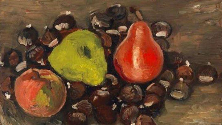 Un tablou al muzeului din San Francisco, identificat ca o operă a lui Van Gogh