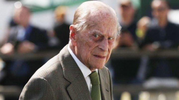Soţul reginei Elisabeta a II-a, prinţul Philip, a renunţat de bună voie la permisul de conducere