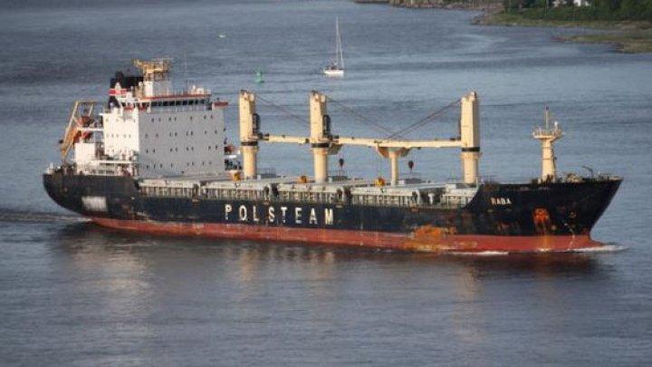 Coliziune în Marea Baltică: Cel puţin 15 persoane sunt în stare gravă după tamponarea a 2 nave germane