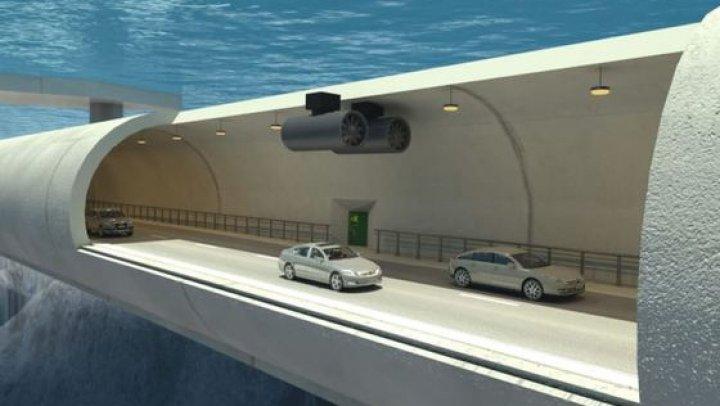 Prima autostradă SUBACVATICĂ va fi construită în Norvegia. Ce distanţă va avea