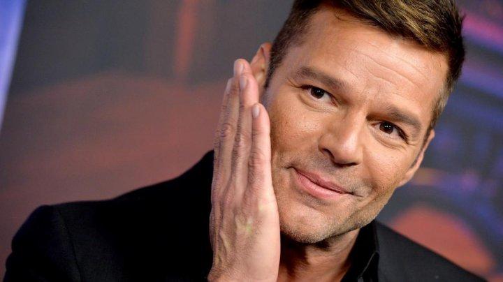 Ricky Martin, de nerecunoscut la gala Premiilor Grammy 2019. Cum arată (FOTO)