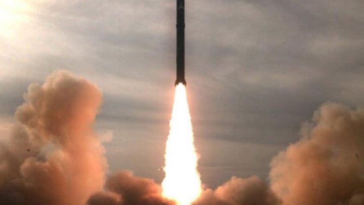 Armata rusă a testat cu succes o rachetă intercontinentală de tip IARS
