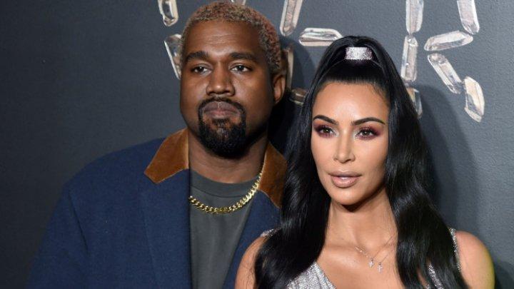 O grădină de trandafiri ÎN DORMITOR. Gestul EMOŢIONANT făcut de Kanye West pentru soţia sa, Kim Kardashian (VIDEO)
