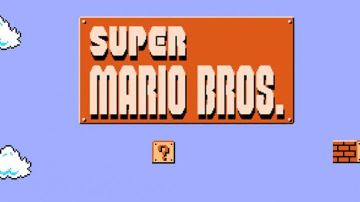"""Exemplar al jocului """"SUPER MARIO BROS"""" sigilat, vândut cu 100 de MII DE DOLARI la o licitaţie"""