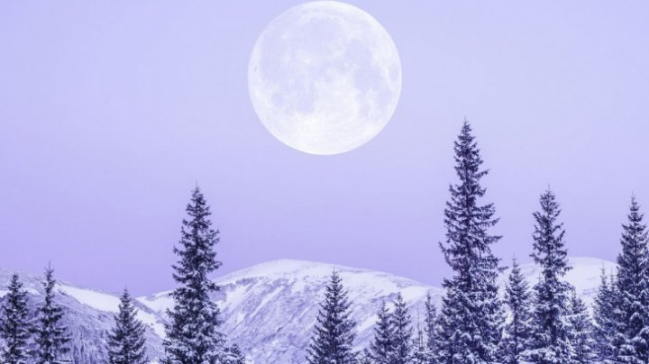 Super luna zăpezii din 19 februarie. Patru  zodii vor fi afectate