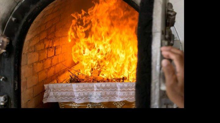 Crematoriul în care a fost incinerat un bărbat care a murit de cancer, contaminat RADIOACTIV