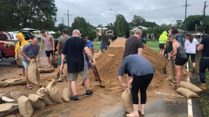 INUNDAŢII într-un oraş din Australia, din cauza UNUI PROIECT riscant. Ploaia a adus mii de tone pe metru pătrat