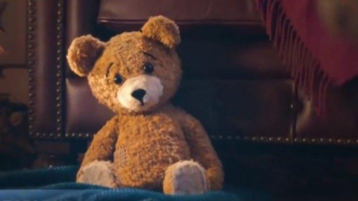Istoria ursului Teddy din Capitală. Cine îi este prieten și ce însemnătate are această jucărie