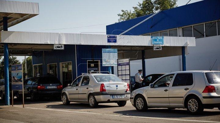 A crezut că scapă basma curată. MOTIVUL pentru care un moldovean a făcut cale întoarsă de la frontiera cu România