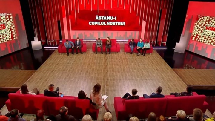 Vorbeşte Moldova: Soţii Brumă au aflat cine este TATĂL nepotului lor. Rezultatul testului ADN