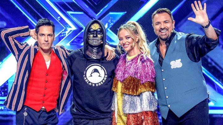 Show-ul muzical X Factor nu se mai difuzează. Antena 1 renunță la el după 7 ani de activitate