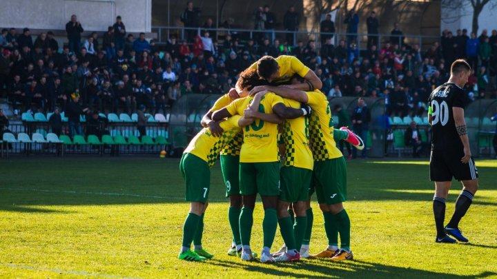 Şoc în fotbalul moldovenesc. Cel mai titrat club din Capitală, Zimbru Chişinău, ÎN PRAGUL FALIMENTULUI