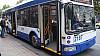 Numărul troleibuzelor şi autobuzelor care vor circula pe străzile capitalei pe timp de vară va fi micşorat