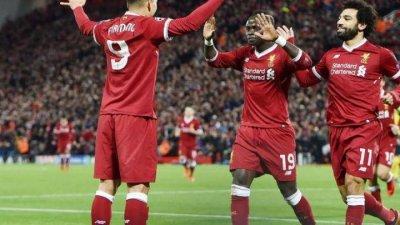 """CANTONAMENT """"GUSTOS"""". FC Liverpool se pregăteşte de finala Ligii Campionilor"""