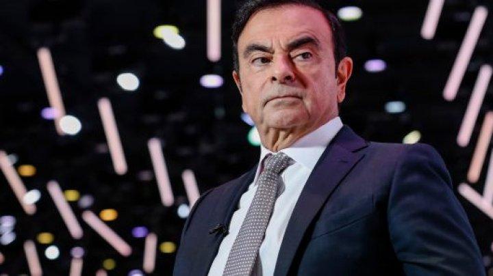 Familia lui Carlos Ghosn, fostul director Nissan şi Renault sesizează ONU. Japonia nu-i respectă drepturile