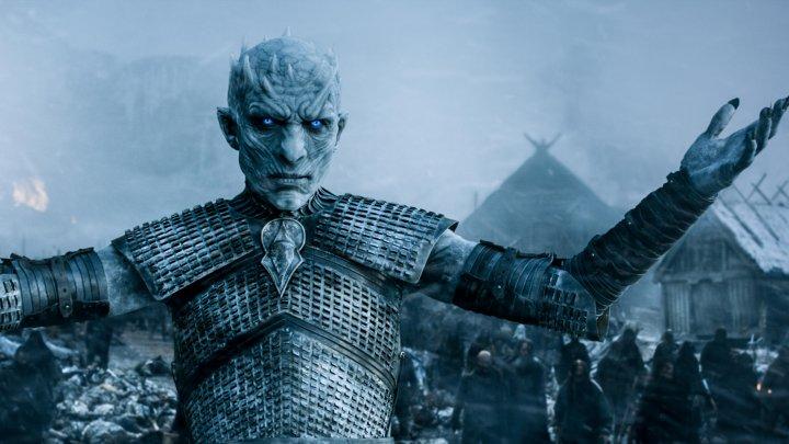 Motivul pentru care cel mai temut personaj din Game of Thrones, Night King, nu vorbeşte NICIODATĂ