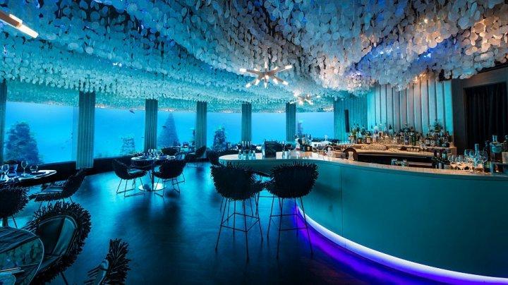 Unde se va deschide primul restaurant subacvatic din Europa