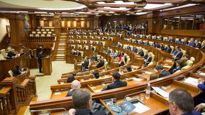 Şedinţa noului Parlament, deschisă (VIDEO INTEGRAL)