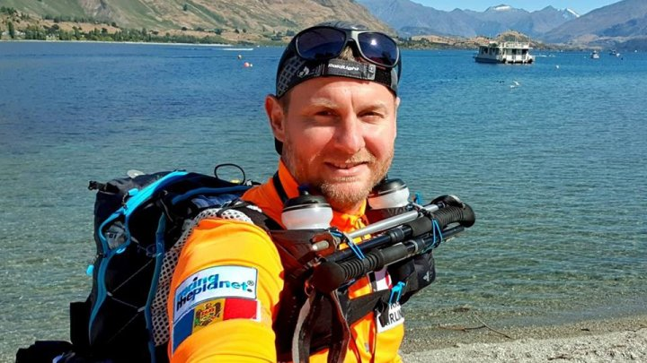 Iulian Bercu se clasează pe locul 11 la ultramaratonul Racing The Planet în Noua Zeelandă