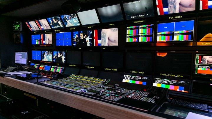 Cu ochiul pe meciul de la Chișinău. Peste 120 de jurnalişti din cinci țări au fost acreditați