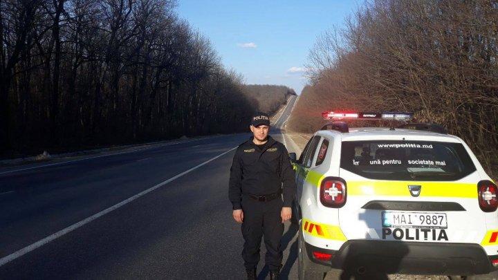 WEEKEND SUMBRU în Moldova: 14 accidente rutiere, trei oameni morţi și 21 de răniţi
