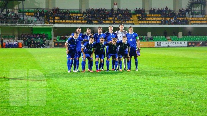 Lovitură grea pentru naţionala Moldovei la fotbal. Căpitanul Alexandru Epureanu nu va juca în meciul cu Franța