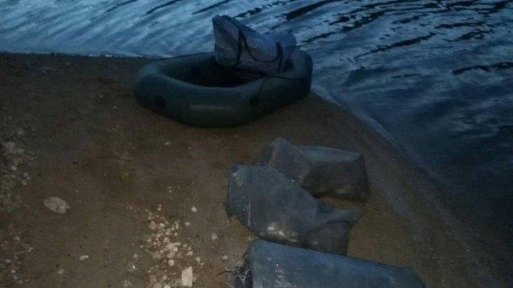 BRACONAJ la lacul Costești – Stânca. Poliţiştii de frontieră au confiscat circa patru kilograme de peşte