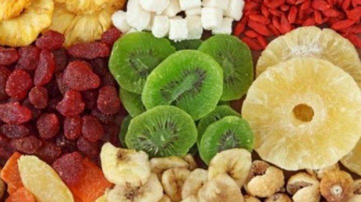 Mai mănânci vreodată? Adevărul despre fructele confiate pe care nimeni nu îl spune