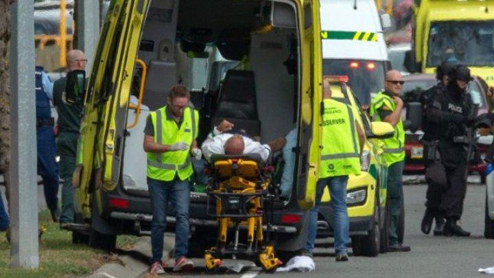 """""""Oamenii se prăbuşeau"""". MĂRTURIA CUTREMURĂTOARE a unui supraviețuitor al atacului din Noua Zeelandă"""