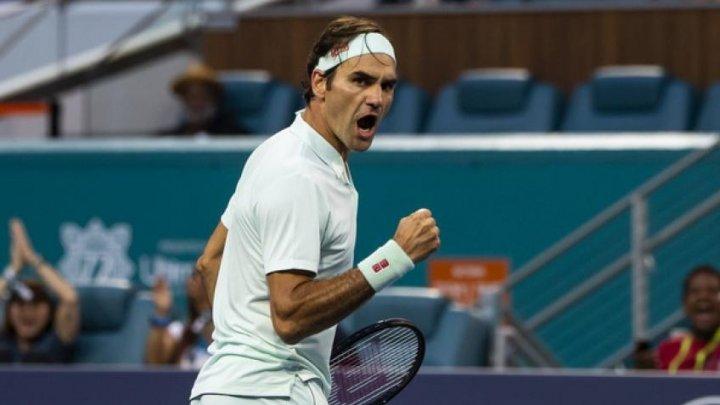 Roger Federer s-a calificat în finala turneului ATP de la Halle
