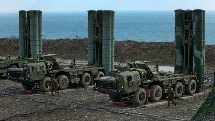 Turcia a respins presiunile SUA în cazul achiziţionării sistemelor S-400 din Rusia