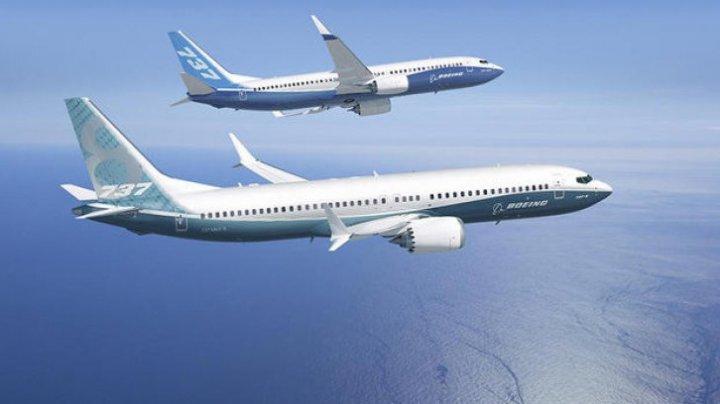 Un nou incident cu un avion Boeing 737-800. Nu sunt victime