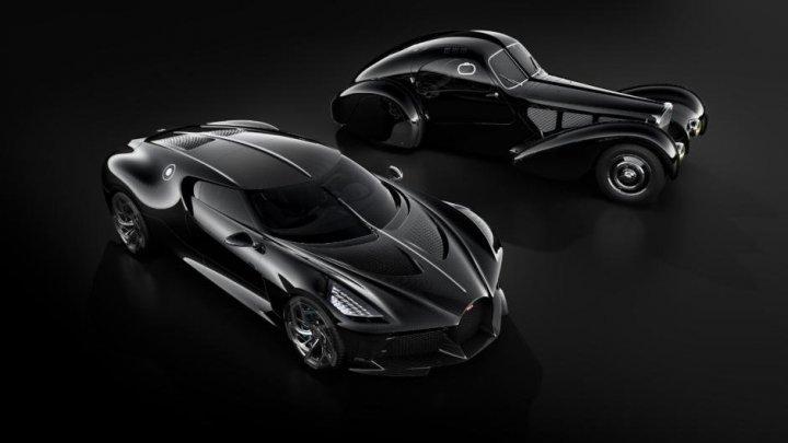 LA VOITURRE NOIRE, cea mai scumpă maşină din lume. Ce preţ are noul Bugatti şi cine e deja posesorul UNICULUI exemplar (VIDEO)