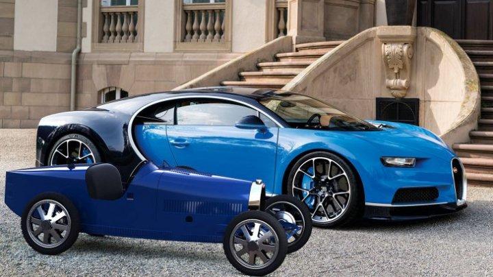 Cel mai ieftin Bugatti din lume. Prețul te va surprinde (FOTO)