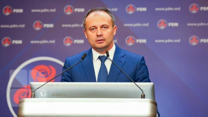 Andrian Candu către PAS-DA: De la bun început ați vrut anticipate! Ați reușit, doar că împotriva moldovenilor