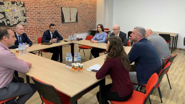 Gaburici: În 2019, în cadrul Moldova IT Parc, estimăm o creștere cu circa 40% a venitului prognozat comparativ anului precedent