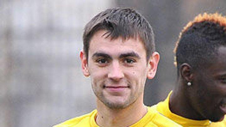 Igor Armaş a înscris un gol în partida dintre FC Voluntari şi FCSB Bucureşti