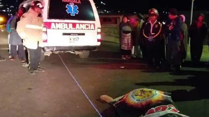 MOMENTE DE GROAZĂ: Cel puţin 32 de persoane au murit după ce un camion a lovit un grup de pietoni
