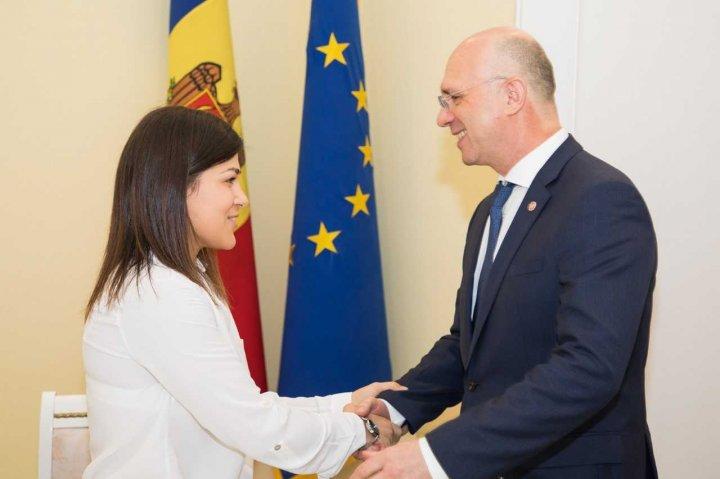 Campioana europeană la lupte, Anastasia Nichita a primit un apartament din partea statului