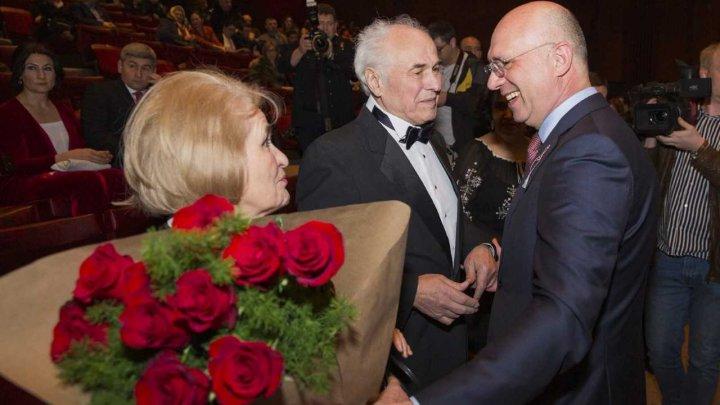 """Prim-ministrul Pavel Filip a participat la inaugurarea Festivalului Internațional de Muzică """"Mărțișor-2019"""""""