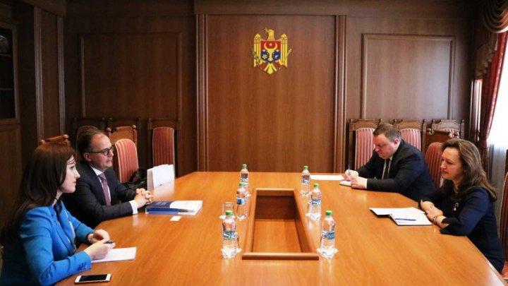 Republica Moldova îşi consolidează cooperarea cu Conferinţa de la Haga de Drept Internaţional Privat