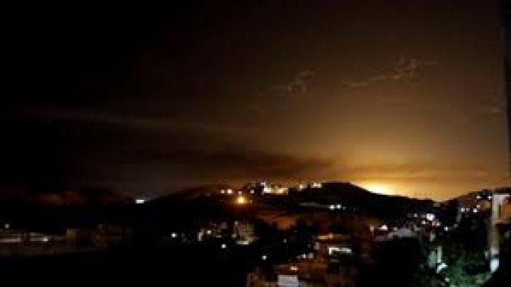 Armata israeliană a efectuat 100 de lovituri în Fâşia Gaza ca ripostă la atacurile cu rachete