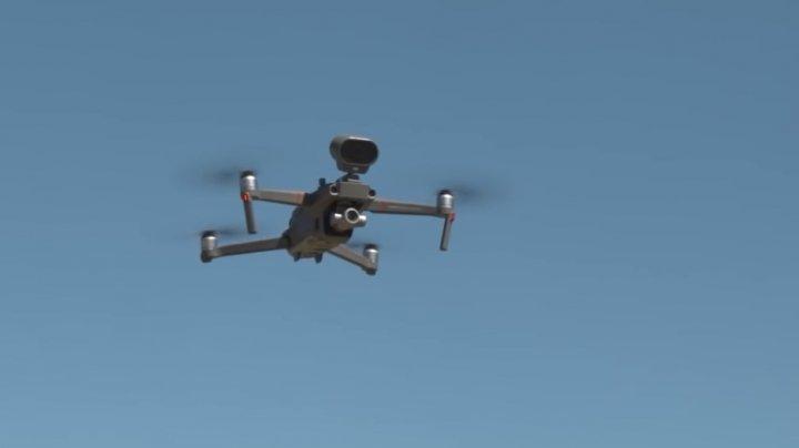 Traficul aerian pe aeroportul din Frankfurt a fost suspendat 30 de minute din cauza unor drone