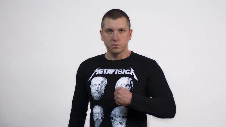 Recidivistul Pavel Grigorciuc recunoaşte că l-a agresat pe Sergiu Sîrbu