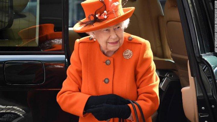 Regina Elizabetha a II-a a Marii Britanii a publicat primul său mesaj pe Instagram