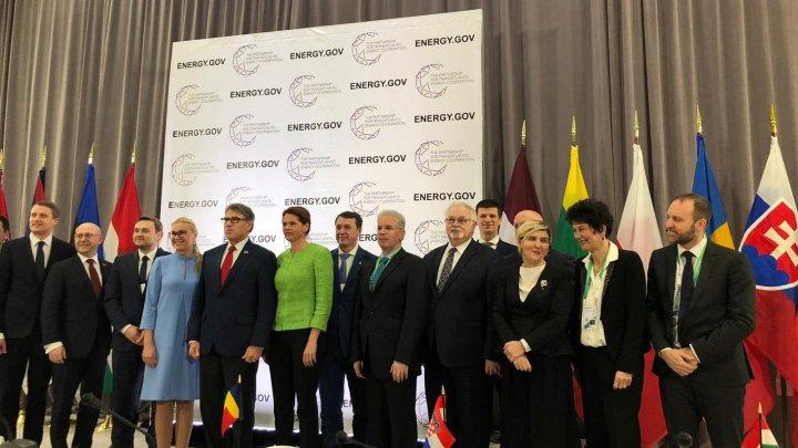 Moldova analizează posibilitatea diversificării surselor de gaze, inclusiv prin importul gazului natural lichefiat din SUA