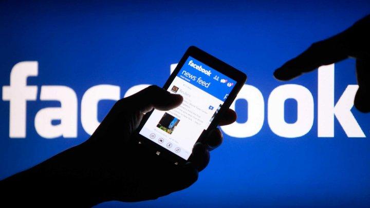 Facebook a ELIMINAT conturi false din România şi Marea Britanie folosite în campanii pentru dezinformare