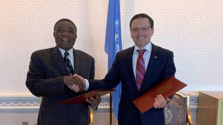 Republica Moldova a stabilit relații diplomatice cu Camerun